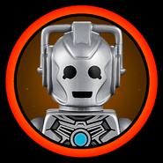 Cyberman Character Icon