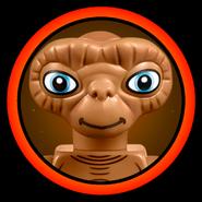 E.T. Character Icon