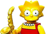 Lisa Simpson (DarthBethan)