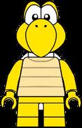 Koopa Troopa (Yellow)