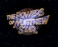 The Powers of Matthew Star Logo