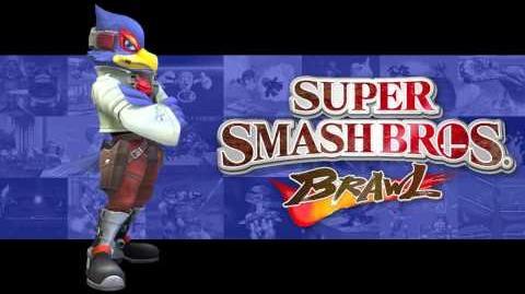 Space Battleground - Super Smash Bros