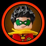 Robin (Damian Wayne) Character Icon
