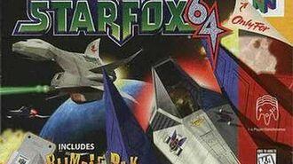 Star_Fox_64_Soundtrack_(HD)_-_Destinations.Map