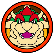 Bowser Character Icon
