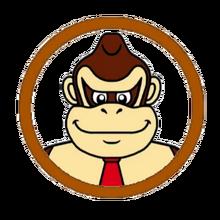 Donkey Kong Character Icon.png