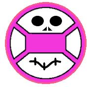 Toy tag skully