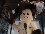 LEGO Lady Dimitrescu by Demonic Cucumber
