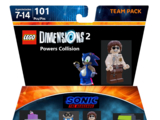 Sonic Movie: Tom and Turist Sonic Team Pack (D1285VR)