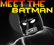 Meet the Batman (Monochrome)