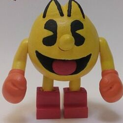 Pac-Man (Tonygameman)