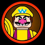 Wario Character Icon