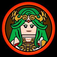 Lady Palutena Character Icon