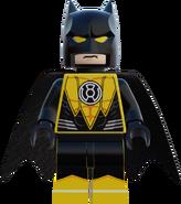Batman (Yellow Lantern)