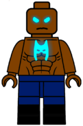Shadow Man (Level 0)