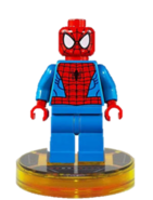 Spider-Man figure