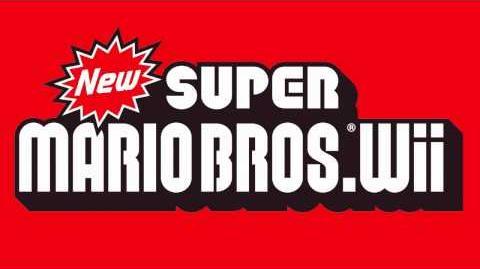 Desert Theme - New Super Mario Bros
