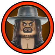 The Undertaker Character Icon