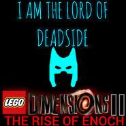 LEGO Dimensions 2- The Rise of Enoch Shadow Man teaser