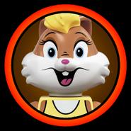 Lola Bunny Character Icon
