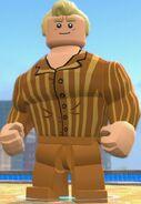 Bob Parr (Pyjamas)