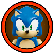 Sonic the Hedgehog Character Icon