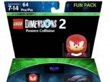 Sonic Movie: Knuckles Fun Pack (D1285VR)