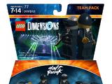Daft Punk Team Pack (VesperalLight)
