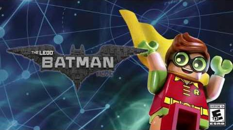 LEGO Dimensions Robin Spotlight!