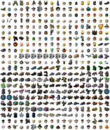 LEGO Dimensions Character Icons