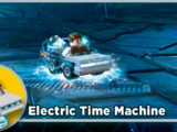 Electric Time Machine