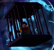 Robin imprisoned