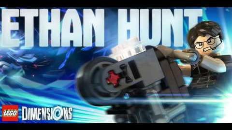 LEGO Dimensions OST - Hunt-ing for Golitsyn