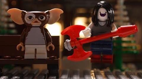 LEGO Dimensions Marceline Meets Gizmo