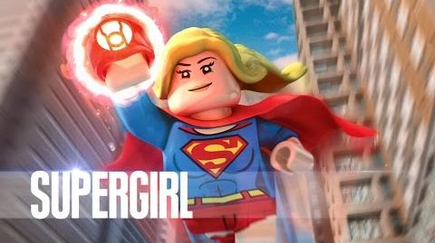 LEGO Dimensions Supergirl Joins the Multiverse!-0