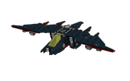 Dadaw built the TLBM Batwing