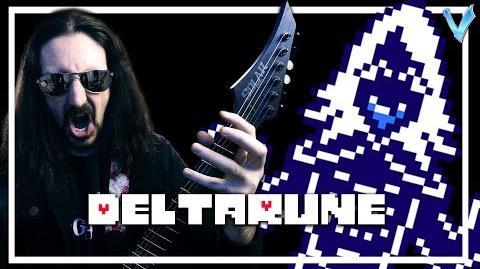 DELTARUNE_-_Rouxls_Kaard_Theme_-EPIC_METAL_COVER-_(Little_V)