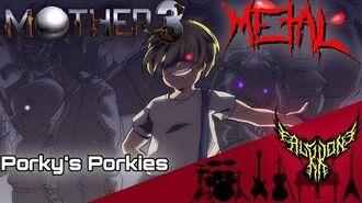Mother_3_-_Porky's_Porkies_【Intense_Symphonic_Metal_Cover】
