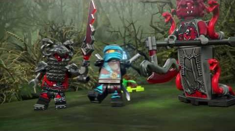 Samurai VXL - LEGO Ninjago - 70625 - Product Animation