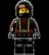 Dragon Master Cole Minifigure