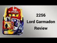 Der Lord dreht durch - 2256 Lord Garmadon Review -deutsch-german- - Steinfreund2014