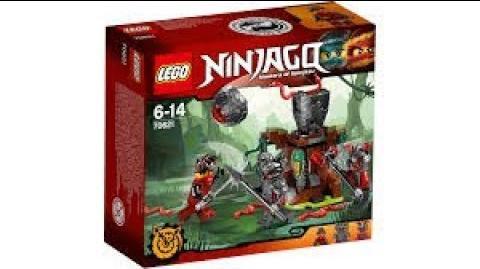 70621 Vermillion Falle -Review- - Ninjago - Wissen und Stories