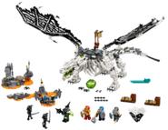 71721 Skull Sorcerers Dragon