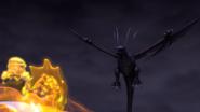 Goldener Drache vs. Ultra-Böses