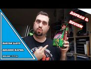 WILLKOMMEN IN PRIME EMPIRE - LEGO® Ninjago Avatar Lloyd Arcarde Box Build & Review - 71716 (deutsch)
