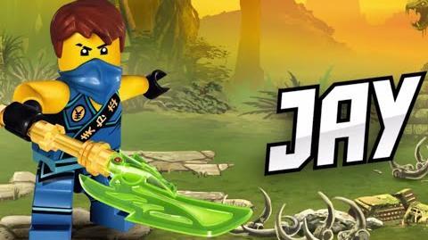 Jay 2015 - LEGO Ninjago - Character Spot