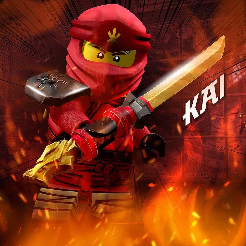 Kai   Lego Ninjago Wiki   Fandom