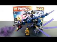 Endlich gibt's dieses Set! Lego Ninjago Legacy Der Drache des Overlord Unboxing & Review-LegoBuilder