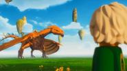 Lloyd sieht den goldenen Drachen