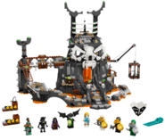 71722 Skull Sorcerers Dungeons